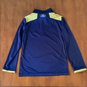 Jackets & Coats - Under Armour Notre Dame Quarter Zip